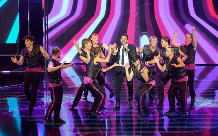 Mohammad Hamaki Guest of Star Academy 11 Prime 2