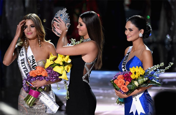 Sofia Vergara lends support to Miss Colombia after Miss Universe blunder