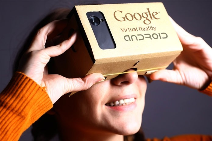Google is working on a standalone VR headset, too