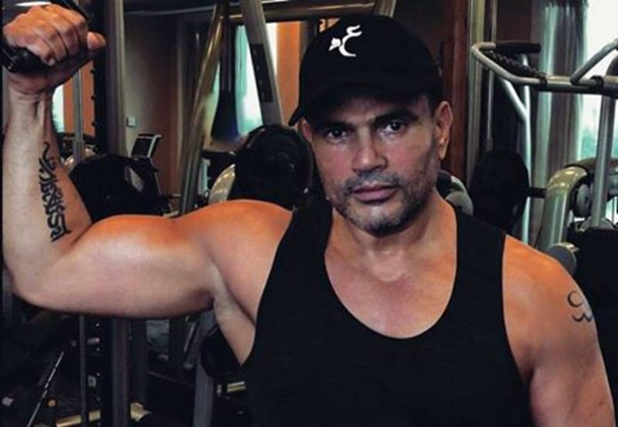 Amr Diab Sportswear collection