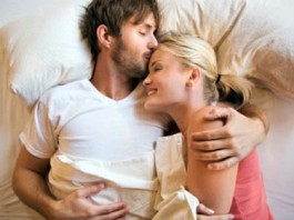 Healthier Couples Should Sleep Together