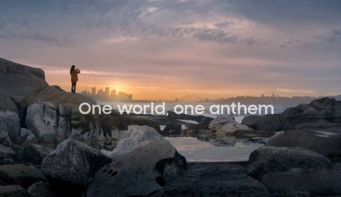 One Anthem Rio 2016 Games Samsung