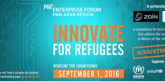 MIT Innovate for Refugees
