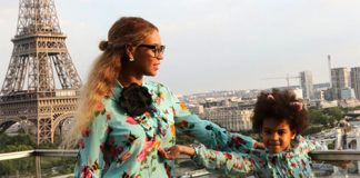 Beyonce Blue Ivy Gucci Dress