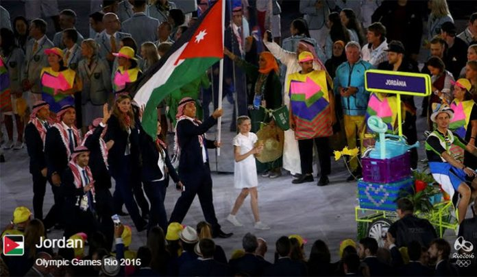 Jordan athletes Rio 2016 olympic games