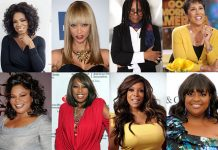 Successful Black Women TV Hosts
