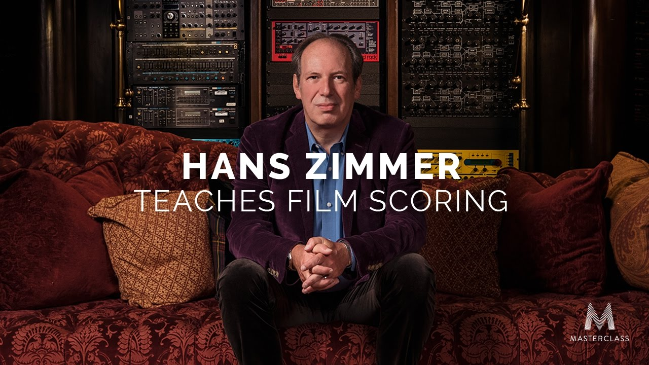 hans zimmer masterclass online course official trailer. Black Bedroom Furniture Sets. Home Design Ideas